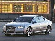 Обогрев сидений Audi A8 II (D3) Рестайлинг