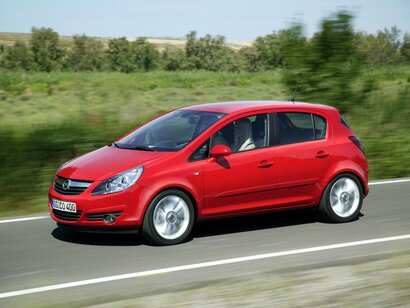 Купить Opel Corsa пробег 90 000.00 км 2008 год выпуска