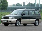 Обогрев сидений Mazda MPV I (LV)