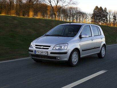 Купить Hyundai Getz пробег 222 000.00 км 2004 год выпуска