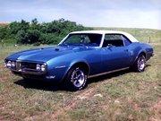 Обогрев сидений Pontiac Firebird I поколение