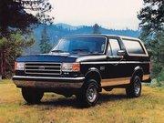 Обогрев сидений Ford Bronco IV поколение