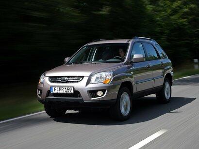 Купить KIA Sportage пробег 141 000.00 км 2008 год выпуска