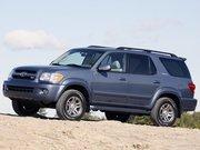 Обогрев сидений Toyota Sequoia I Рестайлинг
