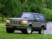 Обогрев сидений Ford Bronco V поколение