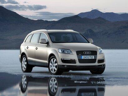 Купить Audi Q7 пробег 183 035.00 км 2006 год выпуска