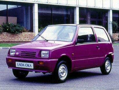 Купить ЛАДА (ВАЗ) 1111 Ока пробег 65 000.00 км 1993 год выпуска