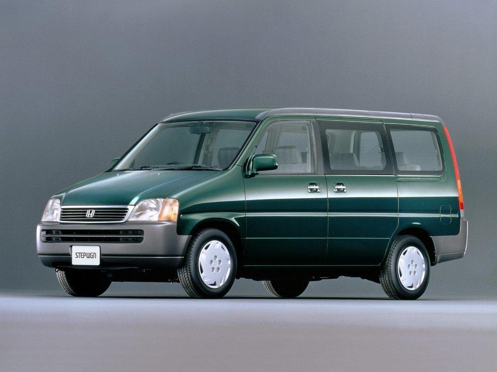 Honda Stepwgn 1996 - 1999, 1 поколение, Минивэн ...