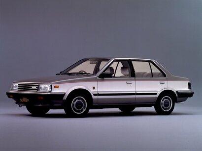 Купить Nissan Sunny пробег 90 000.00 км 1985 год выпуска