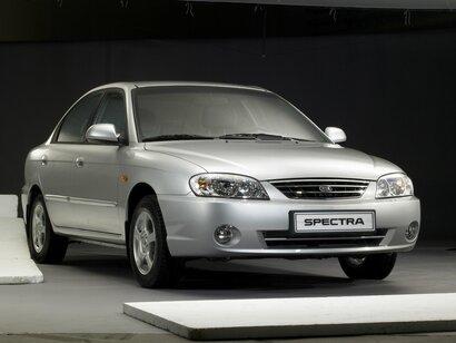 Купить KIA Spectra пробег 243 000.00 км 2006 год выпуска