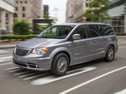 Обогрев сидений Chrysler Town & Country V Рестайлинг