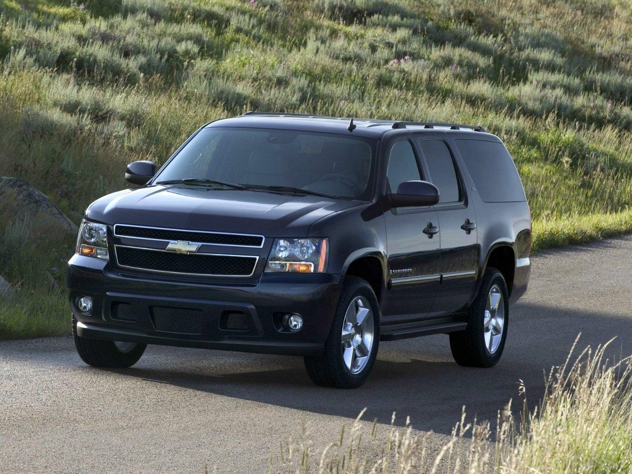 Chevrolet Suburban: технические характеристики, поколения, фото   Комплектации и цены Шевроле Субурбан