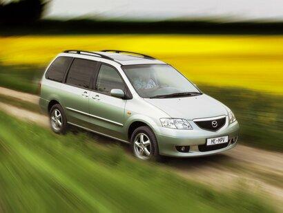 Купить Mazda MPV пробег 200 000.00 км 2001 год выпуска
