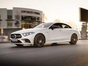 Обогрев сидений Mercedes-Benz CLS-klasse AMG III (C257)