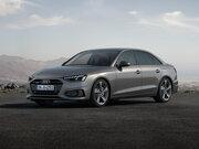 Обогрев сидений Audi A4 V (B9) Рестайлинг