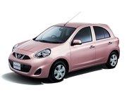 Обогрев сидений Nissan March IV (K13) Рестайлинг
