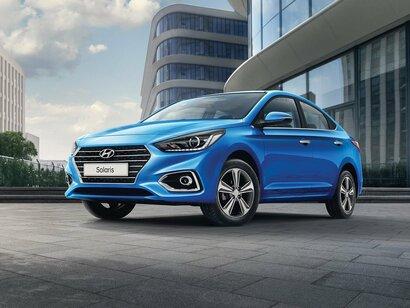 Купить Hyundai Solaris пробег 22 300.00 км 2017 год выпуска