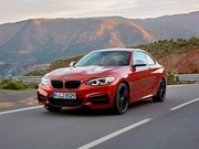 Обогрев сидений BMW 2 серия F22 Рестайлинг
