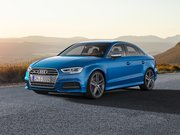 Обогрев сидений Audi S3 III (8V) Рестайлинг