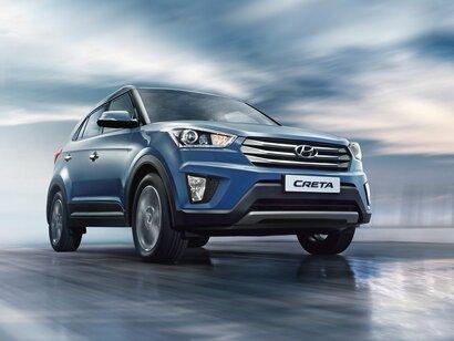 Купить Hyundai Creta пробег 12 555.00 км 2018 год выпуска