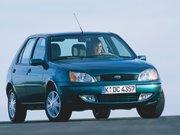 Обогрев сидений Ford Fiesta Mk4 Рестайлинг
