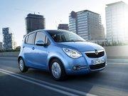 Обогрев сидений Opel Agila B