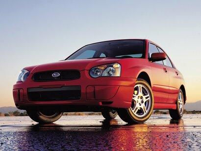 Купить Subaru Impreza пробег 182 000.00 км 2005 год выпуска