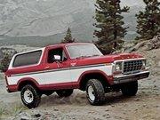 Обогрев сидений Ford Bronco II поколение