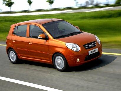 Купить KIA Picanto пробег 113 000.00 км 2009 год выпуска