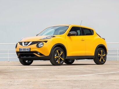 Купить Nissan Juke пробег 73 000.00 км 2014 год выпуска