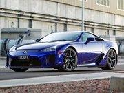 Обогрев сидений Lexus LFA