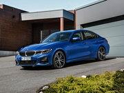 Обогрев сидений BMW 3 серия VII (G2x)