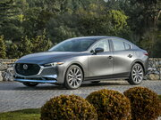 Обогрев сидений Mazda 3 IV (BP)