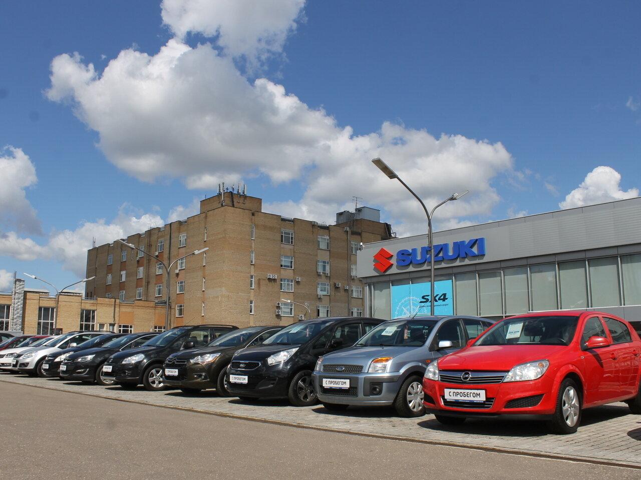 Автосалон бу автомобилей в москве кредит