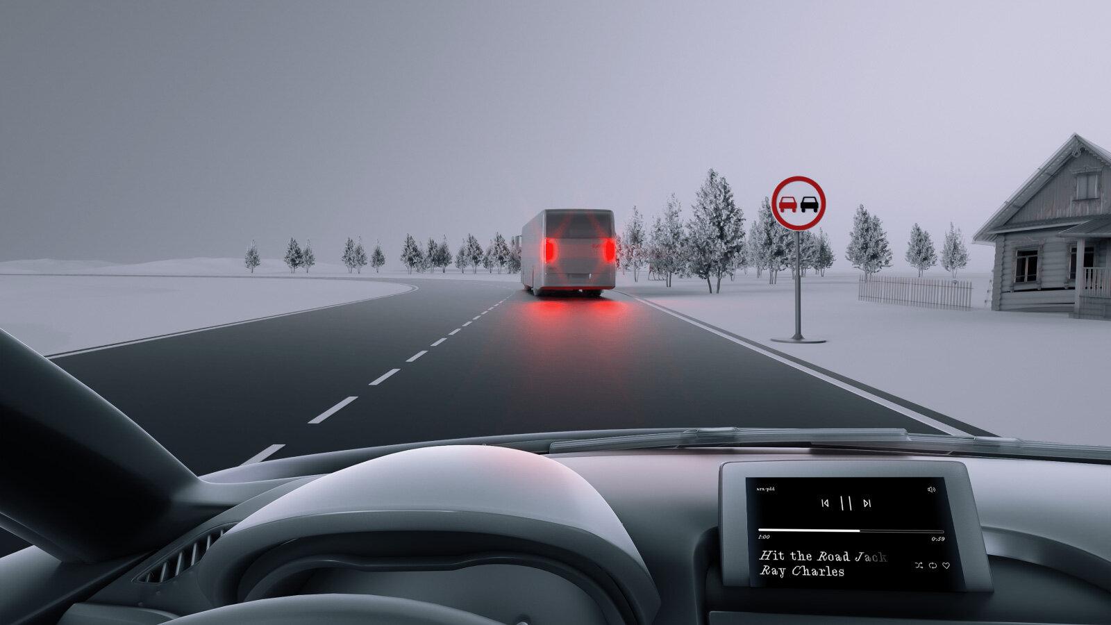 Можно обогнать автобус или нет: задача на знание ПДД, в которой легко ошибиться