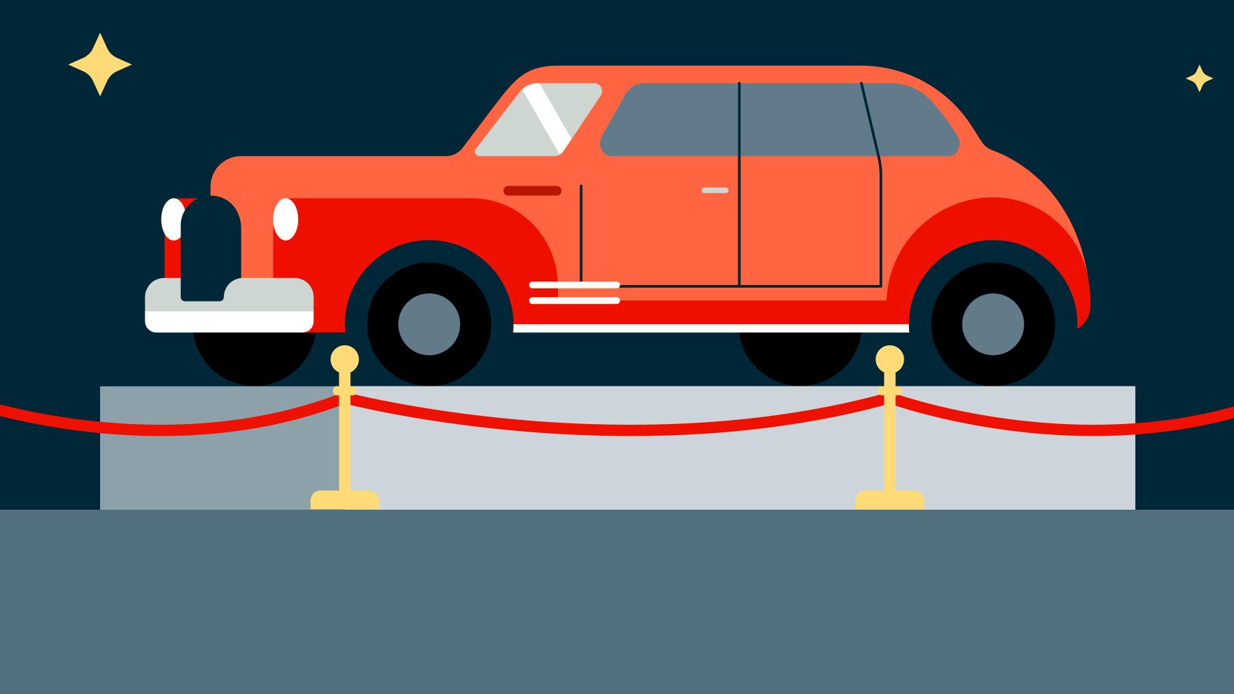Как признать старую машину раритетом и зачем это нужно