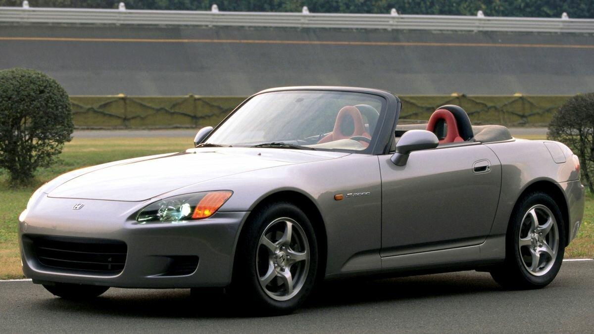 Honda может возродить культовый спорткар из 1990-х