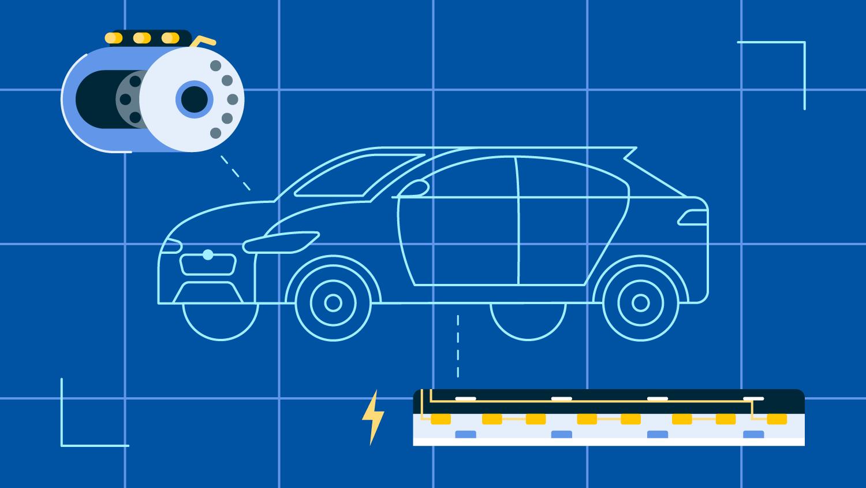 Как устроен электромобиль