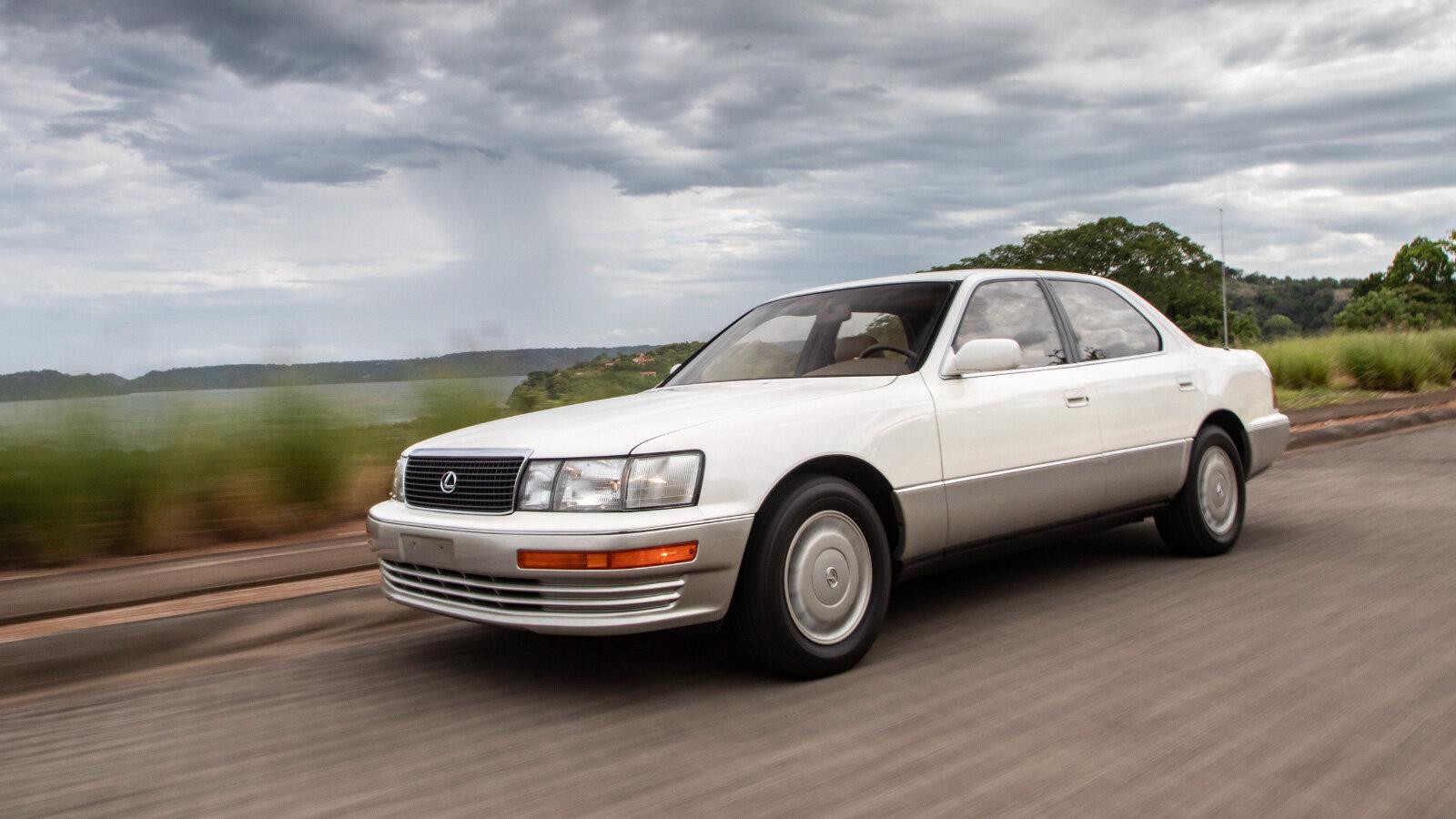Интересные факты о Lexus, которые вы могли не знать