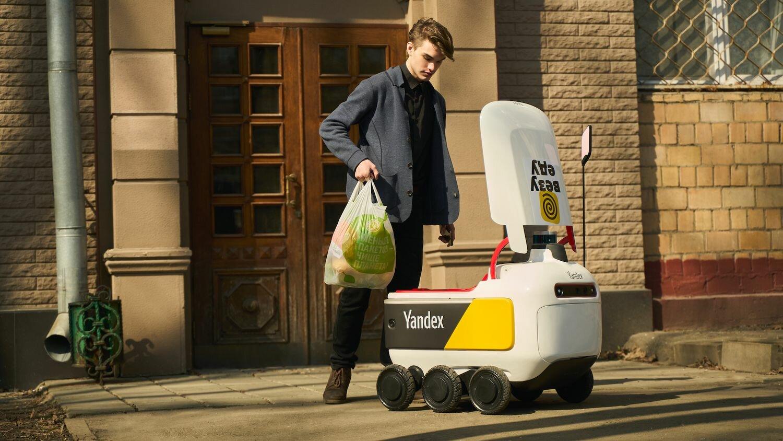 Роботы-роверы потеснят курьеров