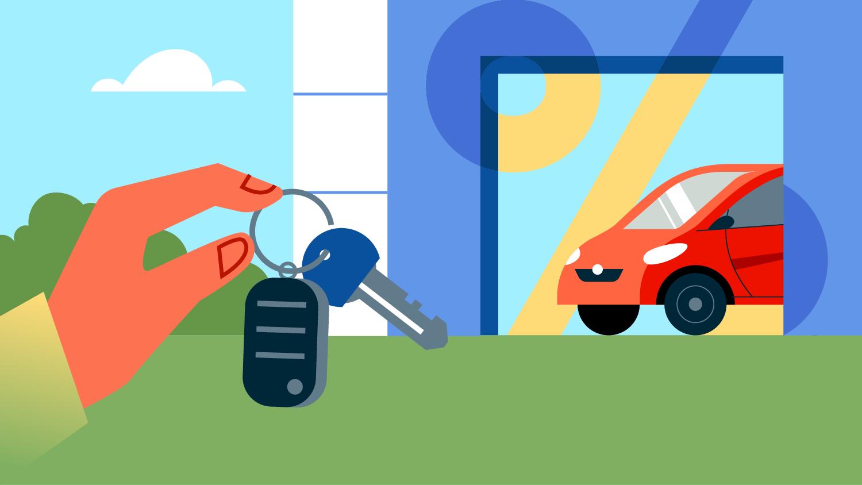 Как купить автомобиль вкредит