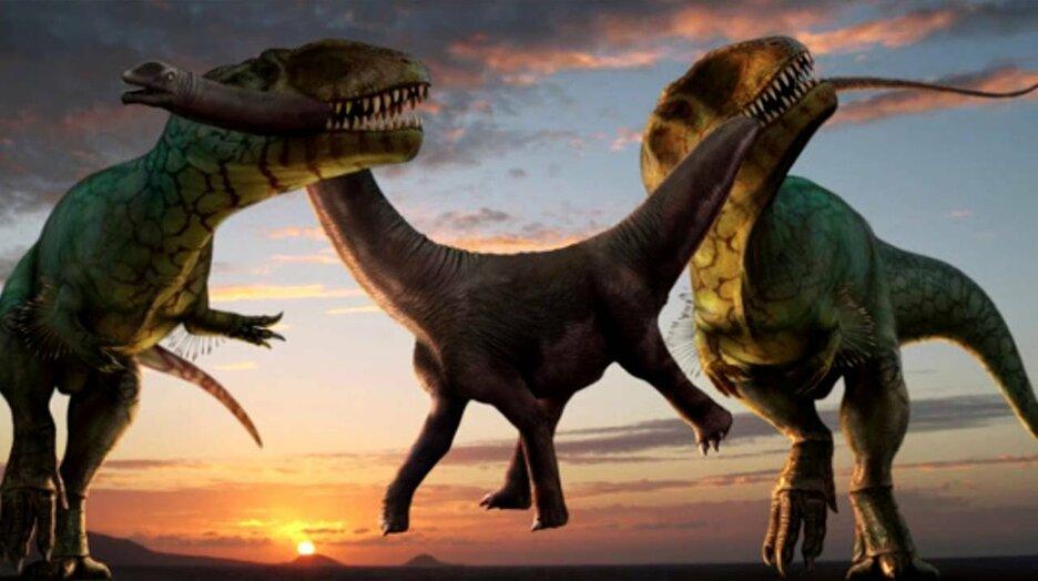 картинки про динозавров больших комплекс приседаний