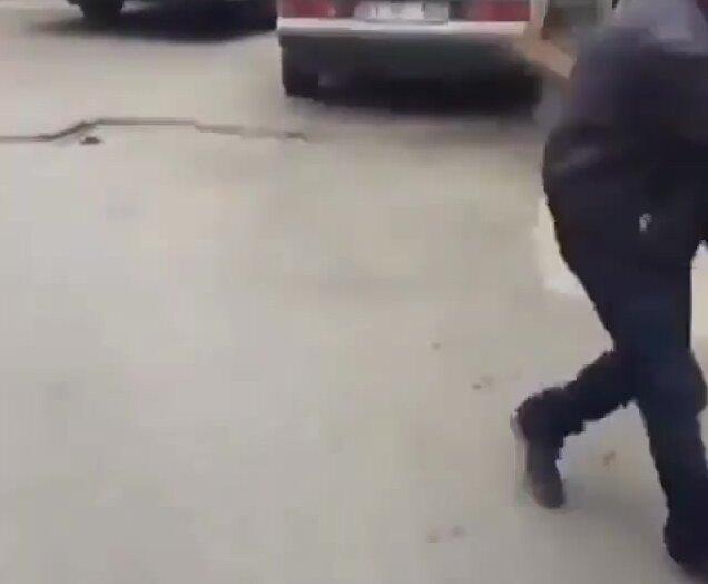 Крутой грузин. Видео прикол