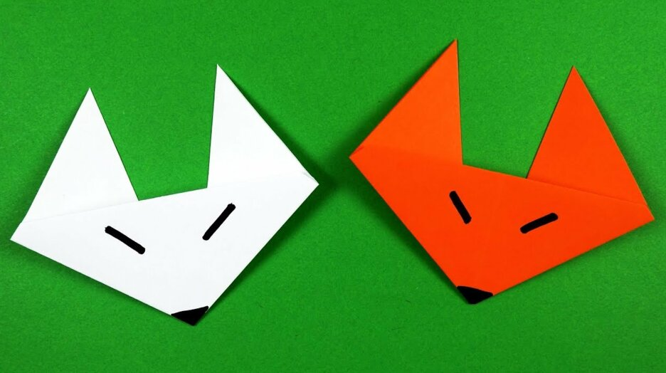 SH_6393] Advanced Origami Fox Instructions Origami Fox Diagram ... | 524x936