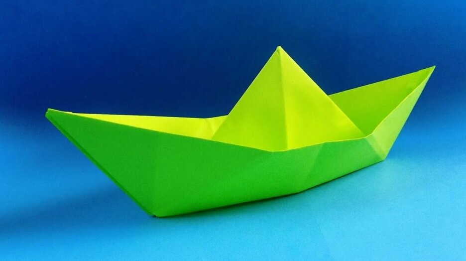 How to Make a Paper Boat: 10 Steps (with Pictures) - wikiHow | 524x936