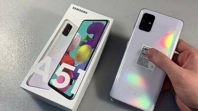Обзор Samsung Galaxy A51 4/64GB