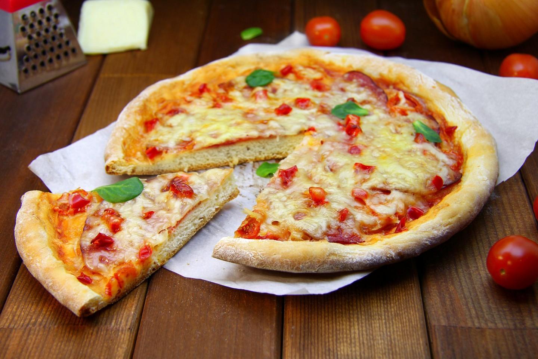 тесто для пиццы без дрожжей с фото могут расти как
