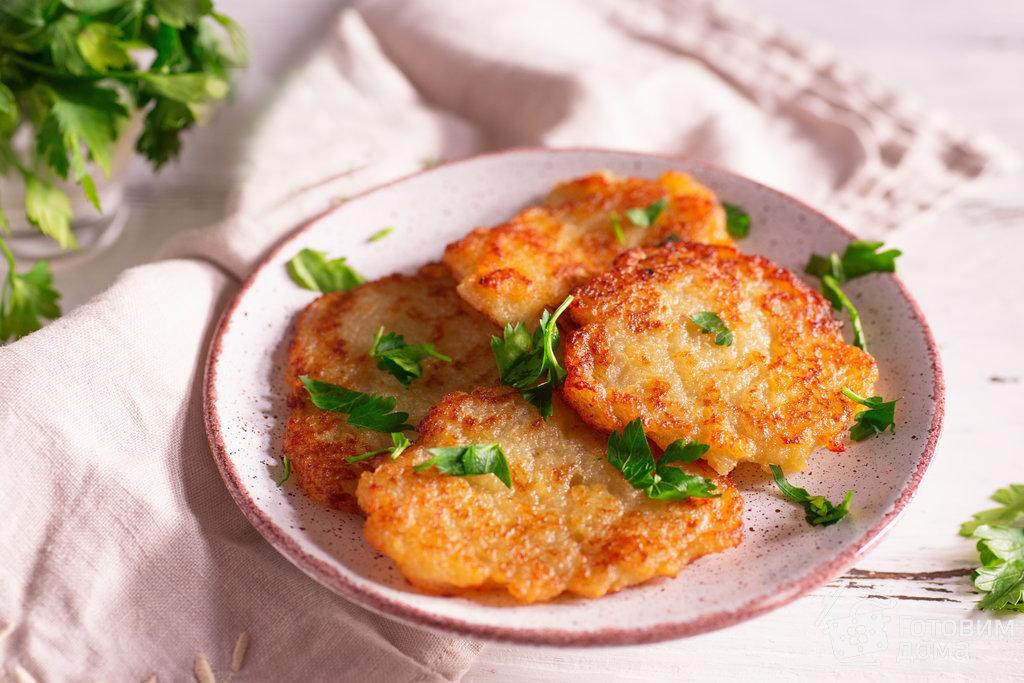 драники картофельные постные рецепты с фото это