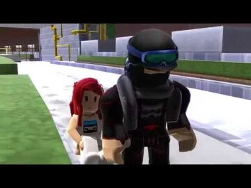 Roblox Love Story Sing Me To Sleep Alan Walker Animation в