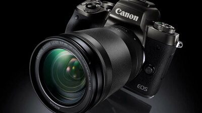 Introducing the Canon EOS M5